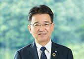 当社代表取締役 本社(管理・人事・企画本部)管掌 山田 健昭