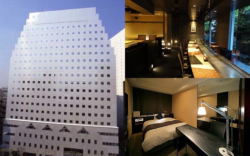 新宿 ワシントン ホテル 本館