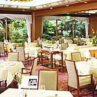 京都国際ホテル レストラン アゼリア