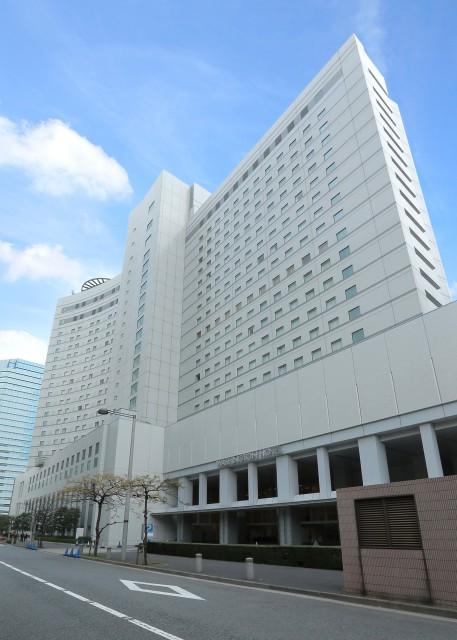 ホテル ワシントン 東京 有明 ベイ