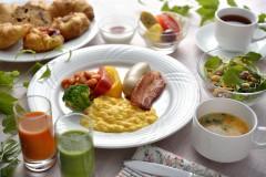 朝食無料券